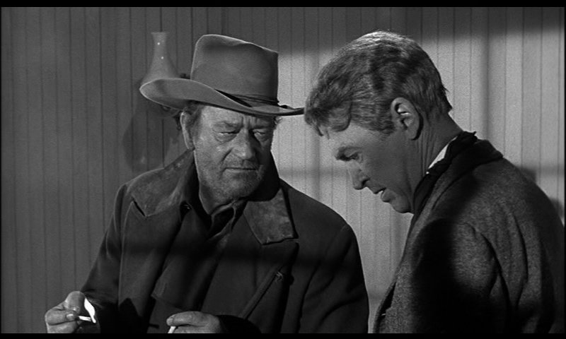 an analysis of the film the man who shot liberty valance by john ford The man who shot liberty valance (1962) is the last truly important movie in the  career of director john ford as liberty valance begins, the.