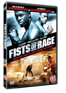 Win Fists Of Rage DVDs