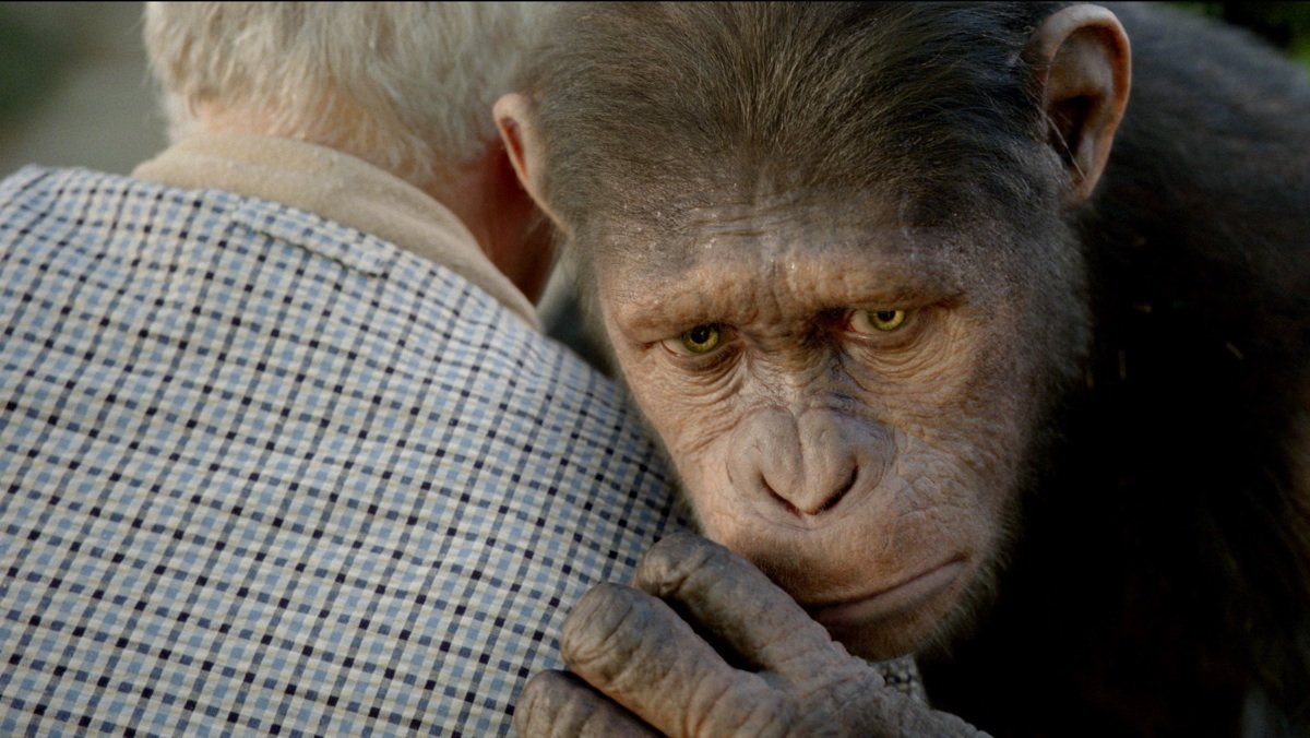 Rise of the Planet of the Apes – new clips