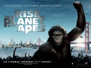 Rise of the Planet of the Apes – posters