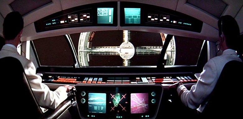 sci fi spacecraft cockpit single person - photo #14