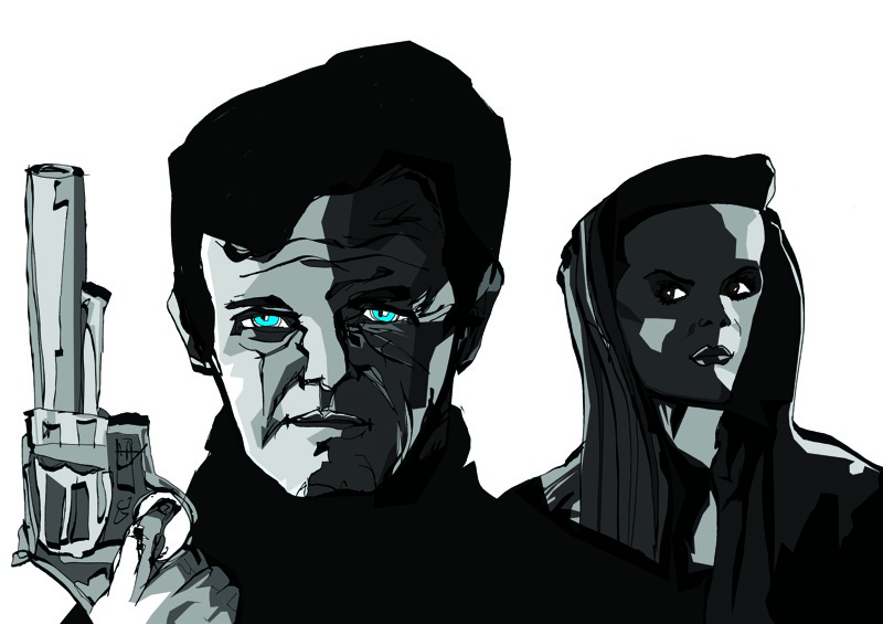 Bond: The Moore Years (1973 – 1985)