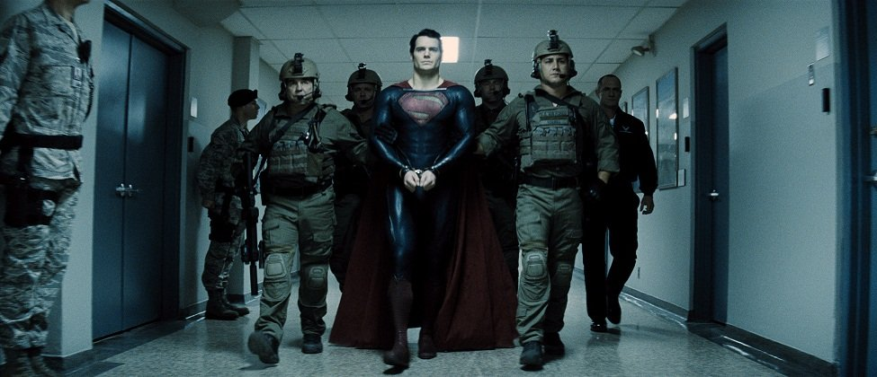 Man Of Steel (2012)