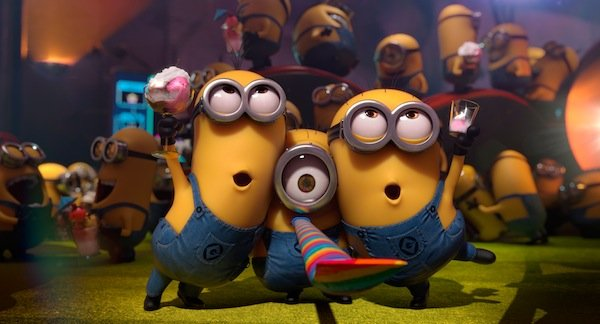 Despicable Me 2 Becomes UK box office highest grossing film of 2013