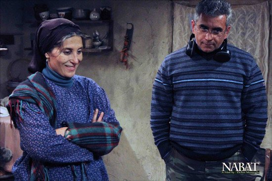 Nabat: An Interview with Elchin Musaoglu and Fatemeh Motamed Arya