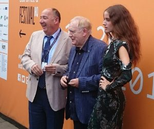 The Carer photocall