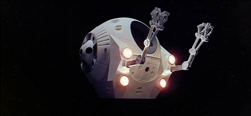 Image result for space arm a space odyssey