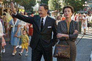 Saving Mr. Banks, starring Tom Hanks and Emma Thompson
